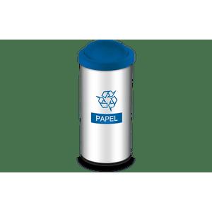 Lixeira-Seletiva-com-Tampa-Basculante-e-Adesivo-Azul-405-Litros-Ø-30-x-60-cmpng