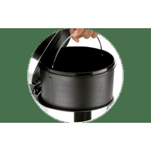 Lixeira-Inox-com-Pedal-e-Balde-12-Litros-Ø-25-x-41-cm