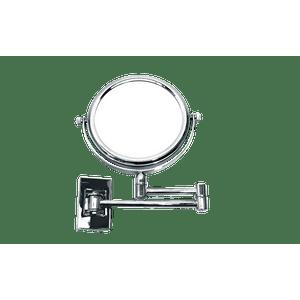 Espelho-Dupla-Face-de-Parede-com-Braco-Flexivel--Ø-178-x-28-cm