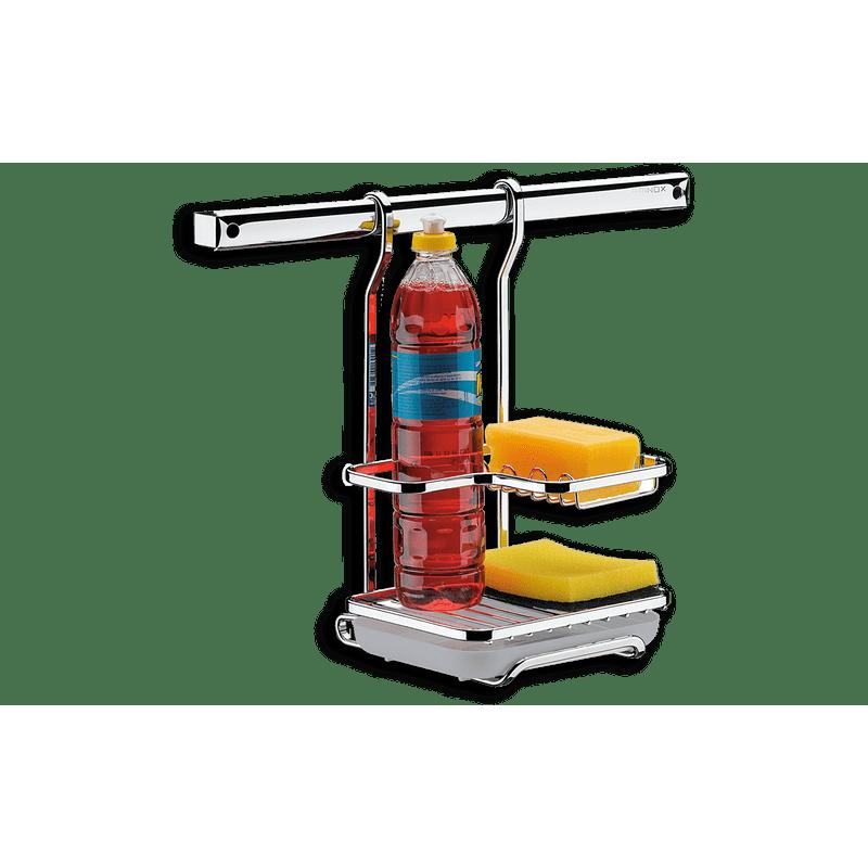 Suporte-para-Sabao-Detergente-e-Esponja-