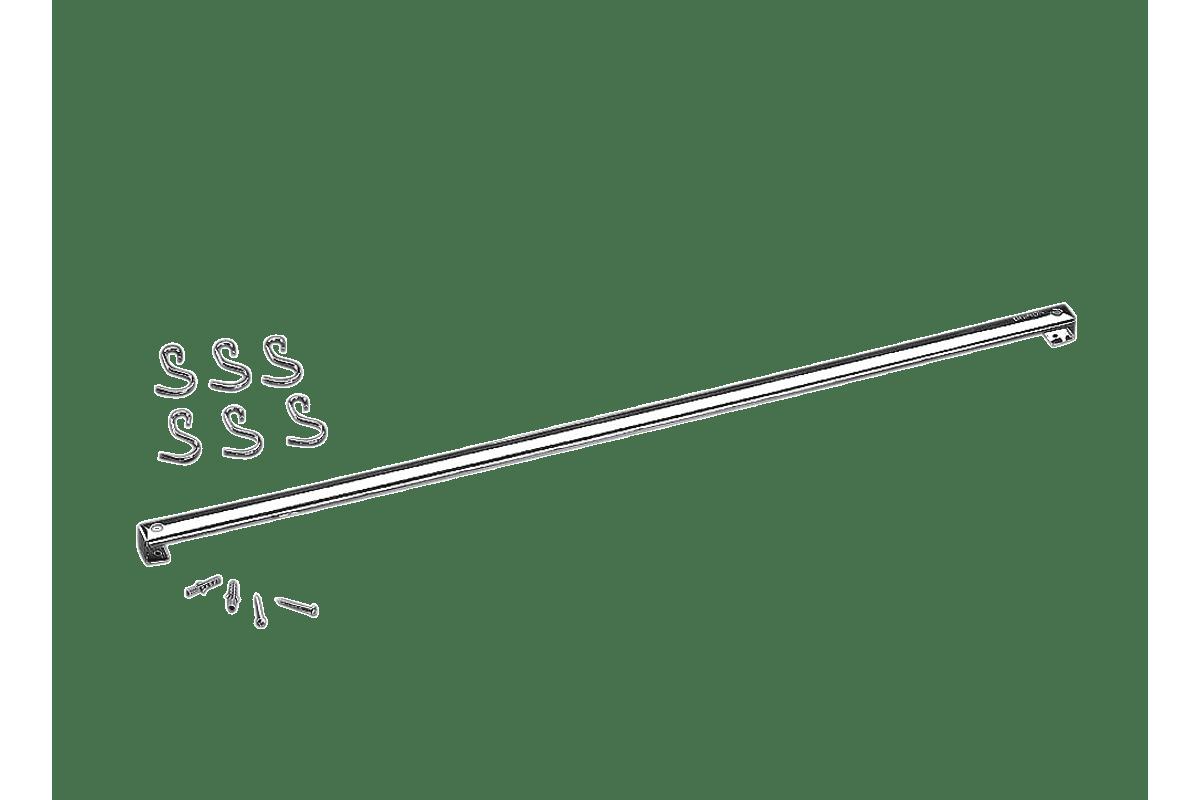 Barra-Aco-Inox-com-6-Ganchos-80-cm---Top-Pratic-