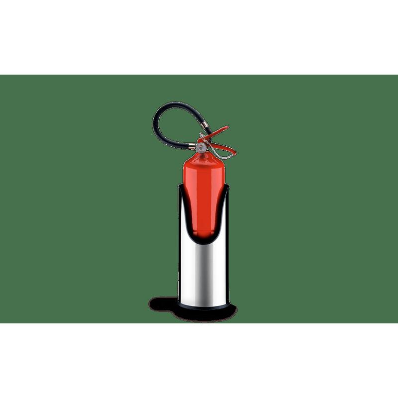 Suporte-Redondo-para-Extintor-de-Incendio---Decorline-Lixeiras-Ø-17-x-405-cm