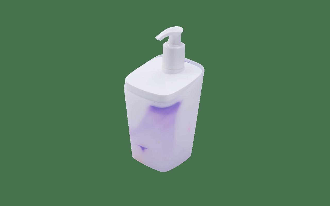 O porta-sabonete líquido da linha Square Cores traz modernidade para o banheiro com seu formato diferente e cantos arredondados. É prático de usar, além de otimizar os espaços. A biqueira está posicionada na parte da frente, impedindo o acúmulo de sabonete no produto. Um jeito especial de deixar tudo organizado. Na linha Cores, o porta-sabonete líquido ganha personalidade e alegria através de pigmentos multicoloridos que transformam os produtos em peças únicas e cheias de personalidade.