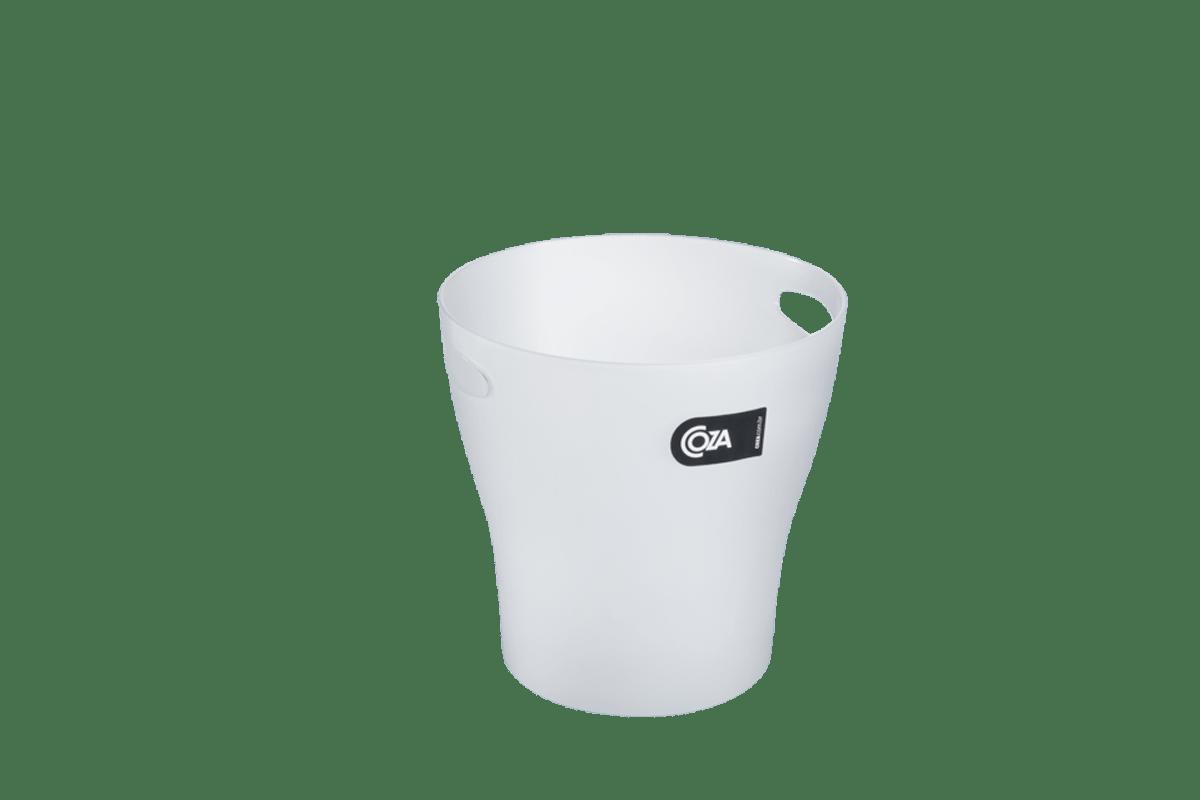 Comodidade na medida certa. O Mini Cooler é um acessório perfeito para servir gelo. Prático e resistente, oferece ainda mais charme à sua mesa.