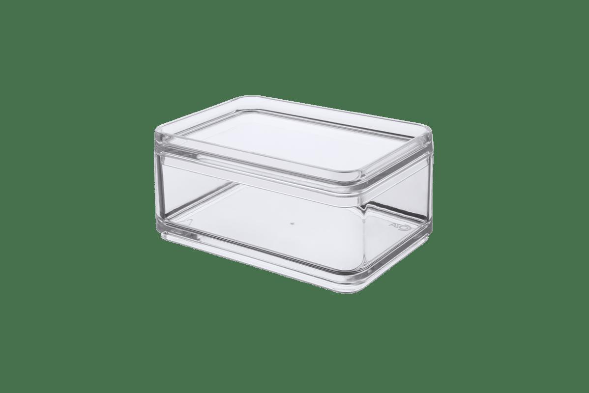 O Micro Organizador Mod é ideal para guardar intens muito pequenos e fáceis de perder. Ele facilita a organização de armários e gavetas, e assim você aproveita melhor os espaços, já que as peças são encaixáveis e moduláveis. O plástico transparente é prático e facilita a procura dos itens desejados.