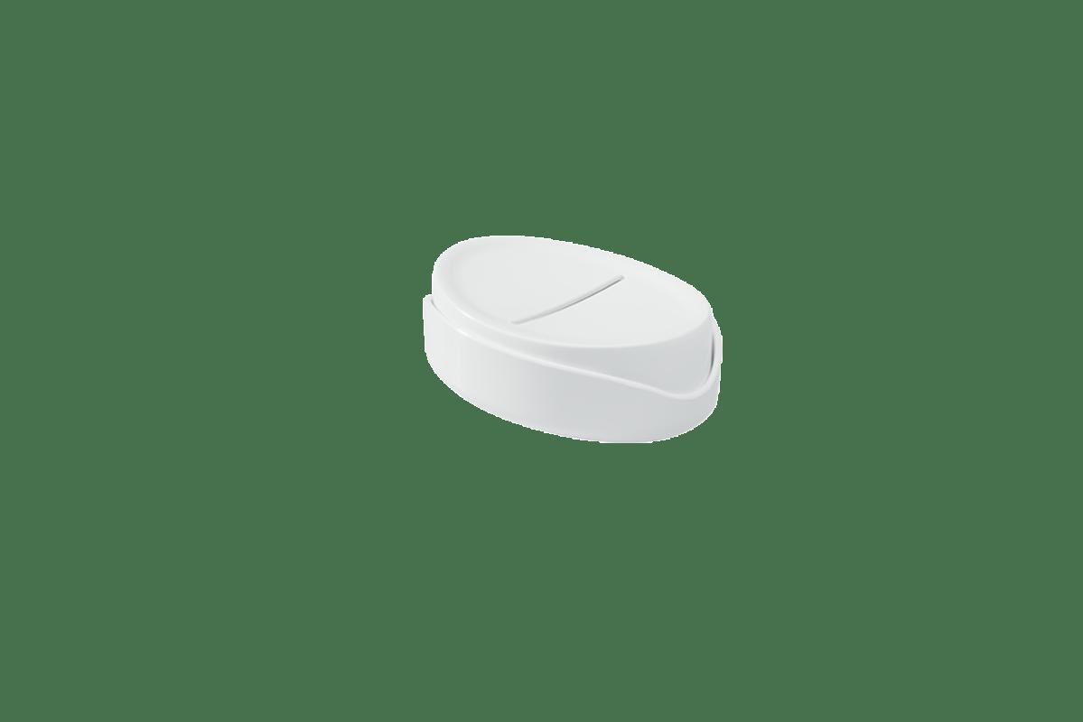 A saboneteira Full é pratica em cada detalhe, como a base superior removível da base inferior, que facilita na hora da limpeza. Outro detalhe importante é a cavidade na base superior, que permite que a água não fique acumulada, deixando assim o sabonete sempre seco. Com cartela de cores variada, é perfeita para combinar com qualquer banheiro.