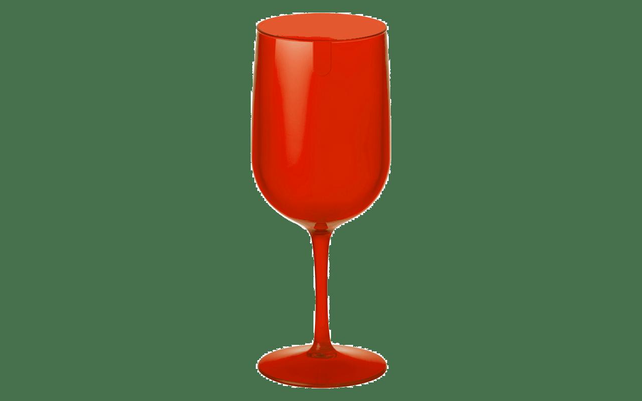 Com design moderno e cores alto astral, a Taça para vinho ou água é perfeita para dar um toque alegre e estiloso à mesa. Multiuso, o copo também serve outras bebidas e drinks. Resistente, é ideal para usar em festas ou ao redor da piscina pois não quebra facilmente. Para combinar com todas as decorações, a peça está disponível em diversas cores e em 380ml.