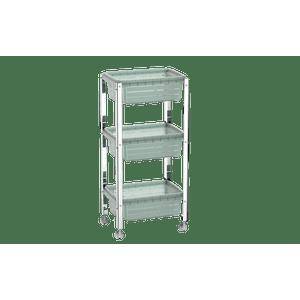 47a02fe20 Loja Brinox - Organizador Cesta Plástica - Suprema - brinox-mobile