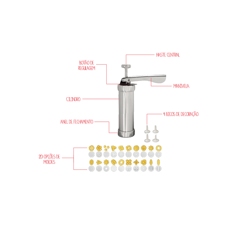 Maquina-para-biscoito-manual---Utilidades-Verona-21-x-155-x-55-cm---Brinox