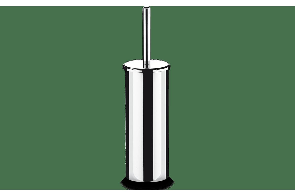 Suporte-Inox-com-Escova-para-Banheiro---Decorline-Banheiro-Ø-105-x-39-cm---Brinox