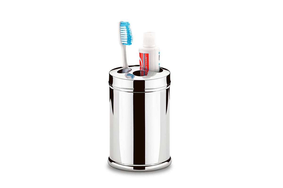 Porta-Escova-Creme-Dental-Inox-Ø-85-x-128-cm---Brinox