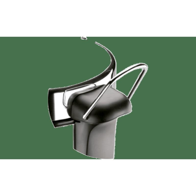 Lixeira-Inox-com-Pedal-e-Balde-3-Litros---Decorline-Lixeiras-Ø-17-x-27-cm---Brinox