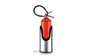 Suporte-Redondo-para-Extintor-de-Incendio---Decorline-Lixeiras-Ø-20-x-41-cm---Brinox