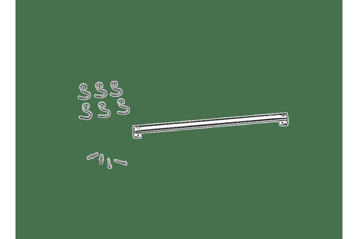 Barra-Aco-Inox-com-6-Ganchos-40-cm---Top-Pratic---Brinox