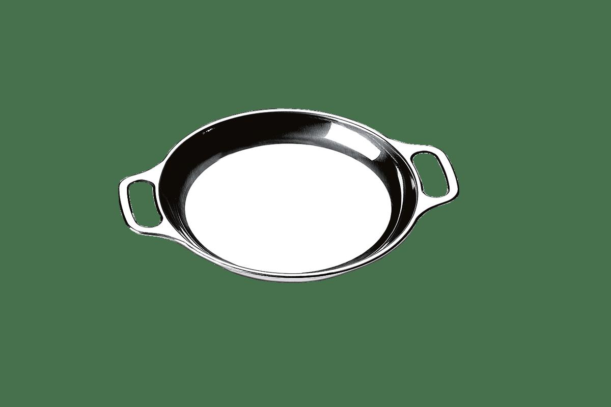 Prato-Pergaminho---Arienzo-Ø-18-cm---Brinox