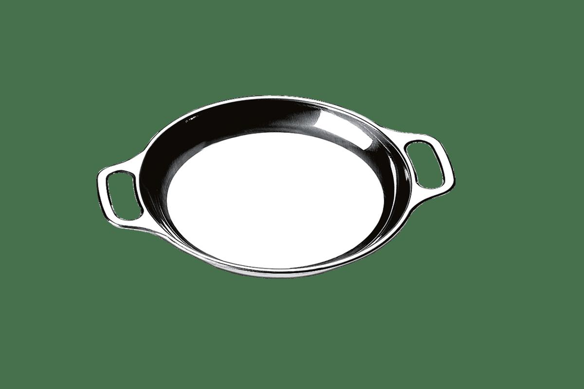 Prato-Pergaminho---Arienzo-Ø-20-cm---Brinox