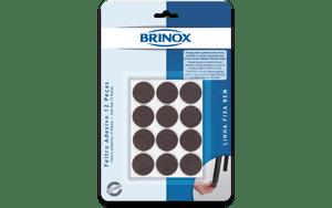 Feltro-Adesivo-12-Pecas---Fixa-Bem-Ø-21-cm---Brinox
