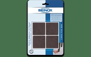 Feltro-Adesivo-12-Pecas---Fixa-Bem-45-x-45-cm---Brinox