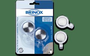 Gancho-Medio-de-Parede-com-Acabamento-Inox-2-pecas---Fixa-Bem---Brinox