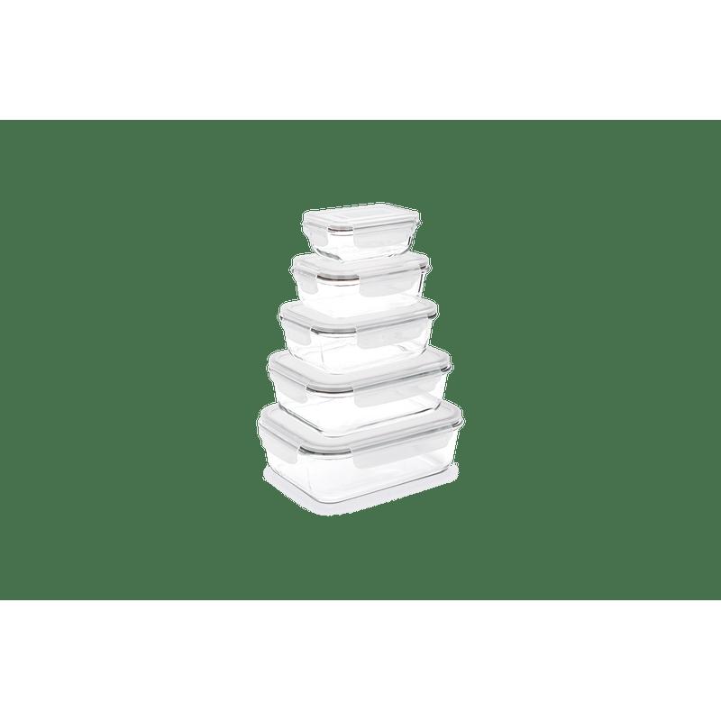 Pote-Retangular-Hermetico-Lock-Stock-370Ml-Brinox-153x112x58-cm---Brinox