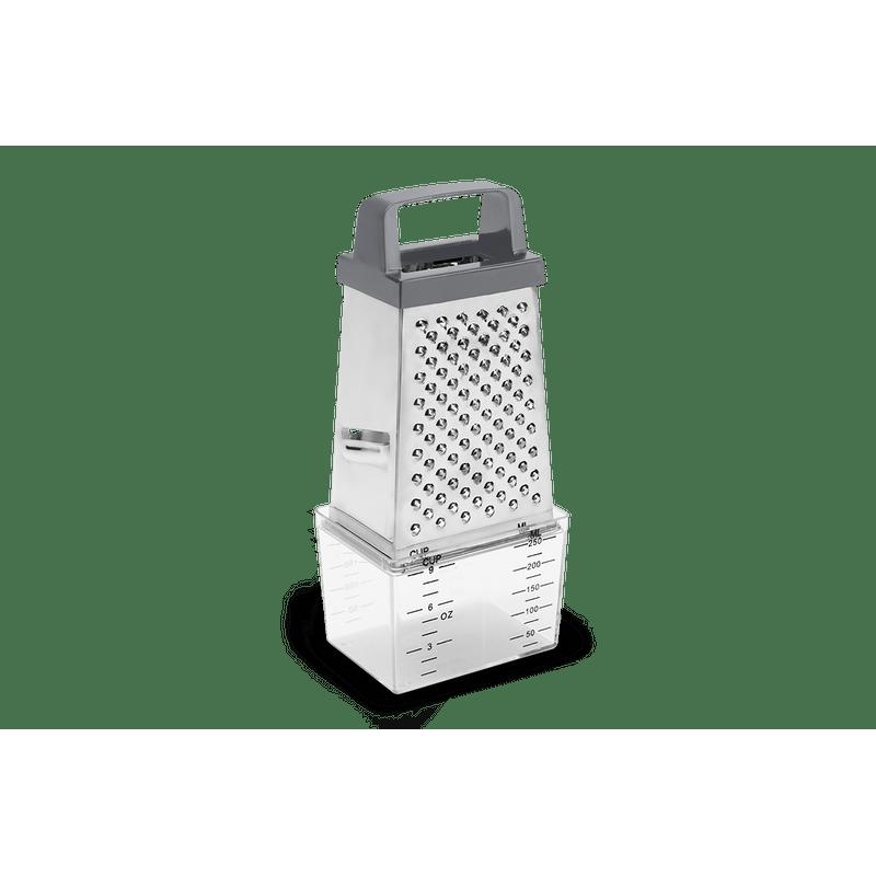Ralador-4-Faces-Com-Coletor-Top-Pratic-205-Cm---Brinox---Brinox