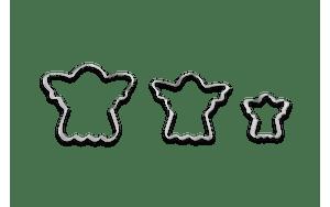 Conjunto-3-pecas-Cortador-Biscoito-Anjo-Glace---Brinox---Brinox