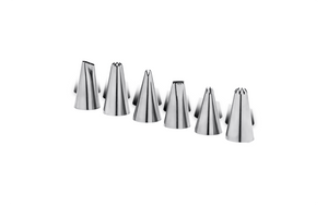 Conjunto-6-Pecas---Bico-Para-Confeitar-Glace-47cm---Brinox---Brinox