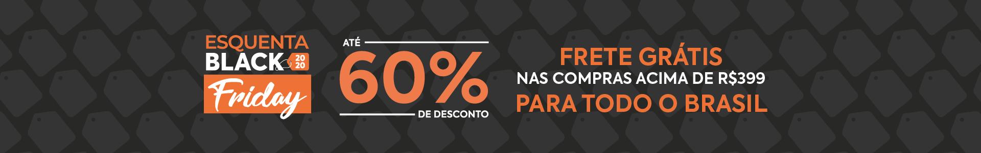 Banner Frete Gratis para todo o Brasil BF COZA