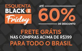 Banner Frete Gratis para todo o Brasil BF COZA Mobile